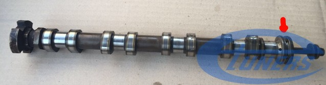 PSA/Mini 1 6 THP – Problems in the intake camshaft timing