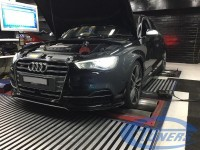 Audi S3 8V 2.0 TFSI - Stage 2 98RON front