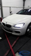 BMW 640i F13 - Stage 2 98RON front