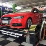 Audi S3 8V 2.0 TFSI LOBA LO462 front