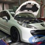 peugeot207rc_16t_hybridboubiscams_stage4_ondyno0