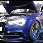 Audi S3 8V 2.0 TFSI TTE525 - Etuners stage5 ECU remap