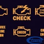 Check Engine Light - different types