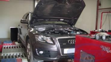 Audi Q5 2.0 TFSI Stage1 98RON