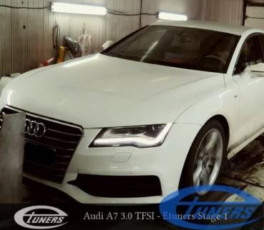 Audi A7 3.0 TFSI – Stage 1 98RON