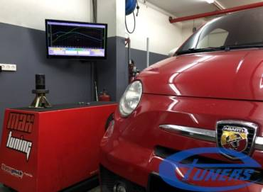 Fiat 500 Abarth 1.4 TJET – Stage 1 98RON