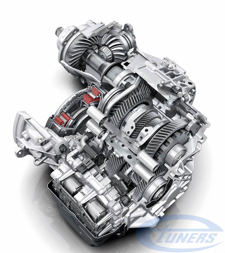 Hp Dq on Zf Gearbox Opel