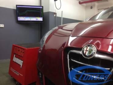Alfa Romeo Giulietta QV 1750 TBi – Stage 4 Big turbo kit