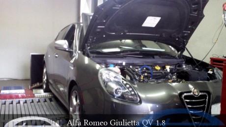 Giulietta QV 1750 TBI