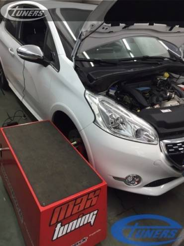 Peugeot 208 GTI 1.6T – Stage 1 98RON