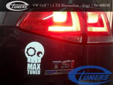 VW Golf 7 1.4 TSI Bluemotion – Stage 1 98RON