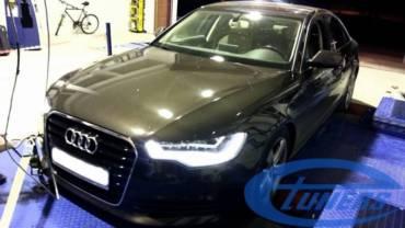Audi A6 3.0 TDI quattro – Stage 1