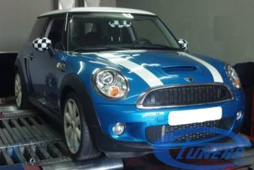 Mini Cooper S R56 1.6T – Stage 2+ 98RON