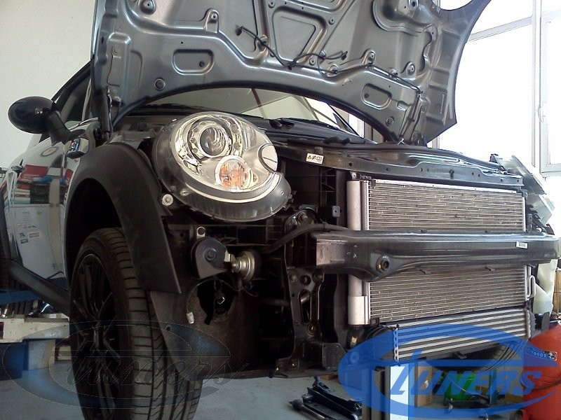 Mini Cooper S R56 1 6T Upgraded Intercooler – eTuners