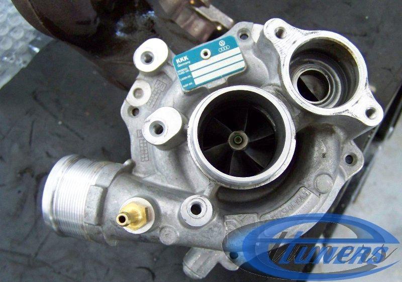 Vw Scirocco Vw Golf 6 Turbocharger Upgrade Etuners