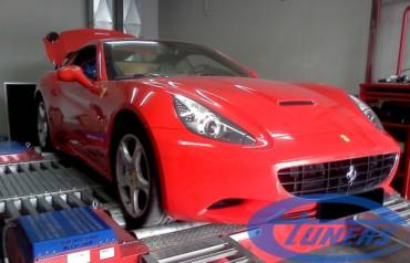 Ferrari California Stage 1 98RON