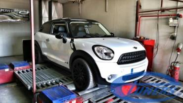 Mini Paceman 1.6D – Stage 1