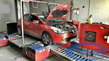 Renault Clio IV 1.5dCi – Stage 1