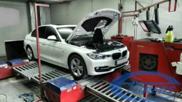 BMW F30 316i – Stage 1 98 RON