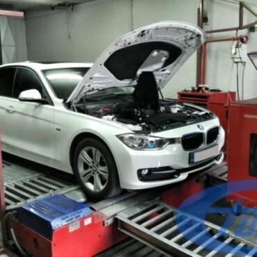 BMW F30 316i – Stage 1 98 RON