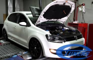 VW Polo 1.2tsi – Big turbo kit