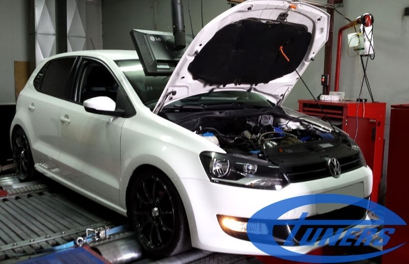 vw polo tsi big turbo kit etuners