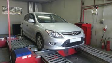 Hyundai i30 1.6CRDi – Stage 1