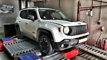 Jeep Renegade 2.0 Multijet2 4×4 – Stage 1