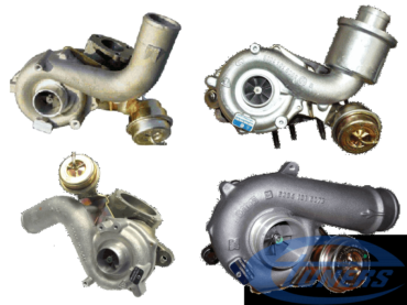 VAG Turbo Families – VW/Audi/Seat/Skoda 1.8T 20V R4 transverse engines