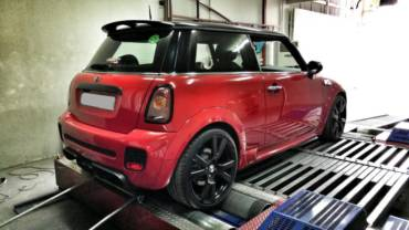 Mini Cooper S R56 1.6T – Stage 3 (JCW turbo) 98Ron