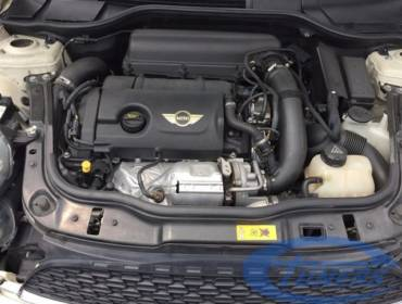 Mini Cooper S R56 1.6T 184hp facelift (2012) – Stage 1 95RON