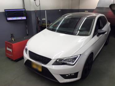Seat Leon 1.8 TSI Gen3 – Stage 3 IS20 turbo (Golf 7 GTI turbo)