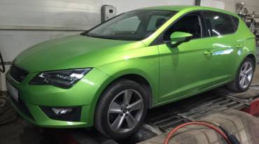 Seat Leon 1.8 TSI Gen3 – Stage 3 IS38 turbo (Golf 7R turbo) 98RON