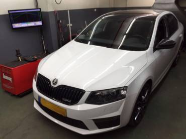 Skoda Octavia VRS A7 2.0 TSI Gen3 – Stage 3 IS38 turbo (Golf 7R turbo) 98RON