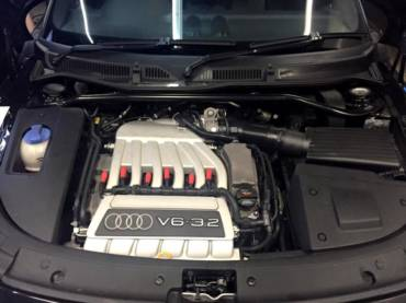 Audi TT 8N R32 DSG – Stage 1 98RON