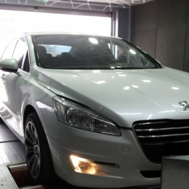 Peugeot 508 1.6 HDI – Stage 1