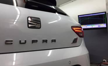 Seat Leon Cupra Gen3 2.0 TSI – Stage 2+
