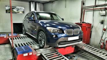 BMW X1 28i Xdrive – Stage 1