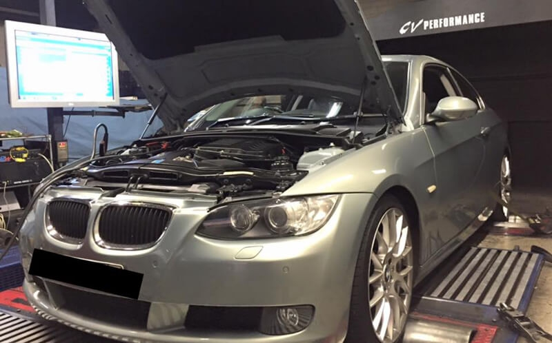 BMW 335i E92 N54 – Stage1 98RON – eTuners