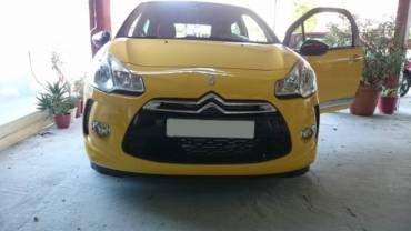 Citroen DS3 1.6T – Cupra intercooler upgrade