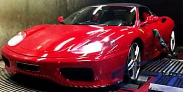 Ferrari 360 F1 Stage 2 98RON