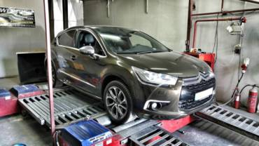 Citroen DS4 THP200 1.6T – Stage1 98Ron