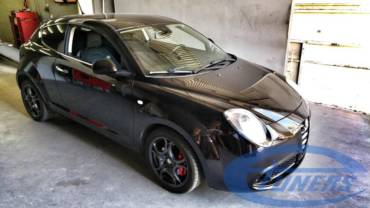 Alfa Romeo Mito 1.4Tjet – Stage 3 (TD04-19t turbo kit)