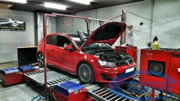 VW Golf VII GTi 2.0 TSI Performance – Stage 3 IS38 turbo kit