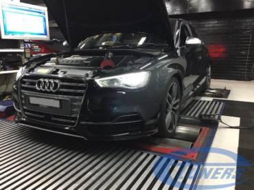 Audi S3 8V 2.0 TFSI – Stage 2 98RON