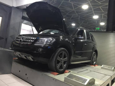 Mercedes ML320 CDI – Stage 1