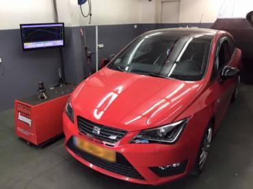Seat Ibiza Cupra 1.8 TSI Gen3 MY2016 – Stage 1 98RON