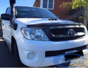 Toyota Hilux 3.0 D4D (1KD-FTV) – Stage 1