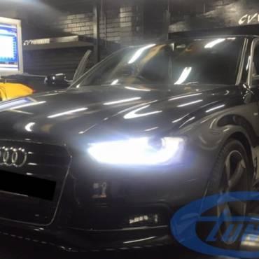 Audi A4 2.0 TFSI Gen3 224hp – Stage1 98RON
