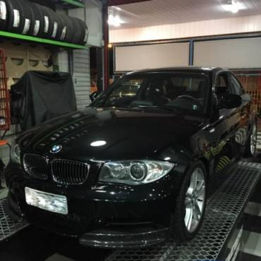 BMW 135i N54 – Stage2 98RON